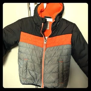 Winter jacket for 3 years old boy